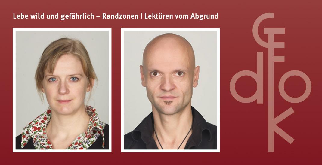 GEDOK - Nachtlesung 2015 mit Thomas Braus & Maresa Lühle