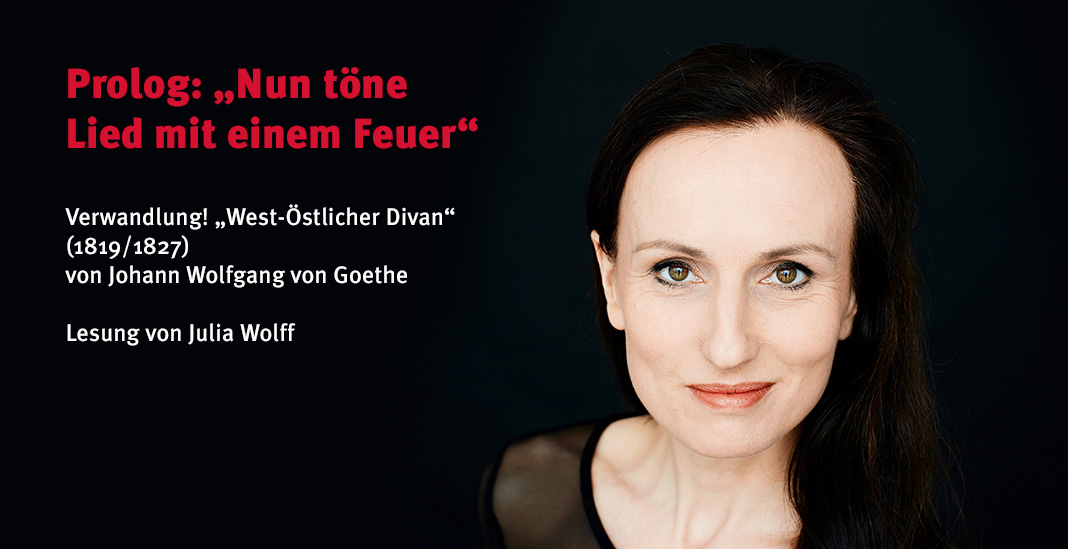 GEDOK - Nun töne Lied mit einem Feuer - Julia Wolff