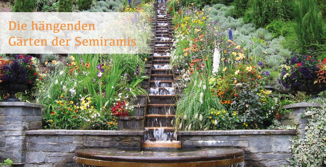 GEDOK Konzert - Die hängenden Gärten der Semiramis