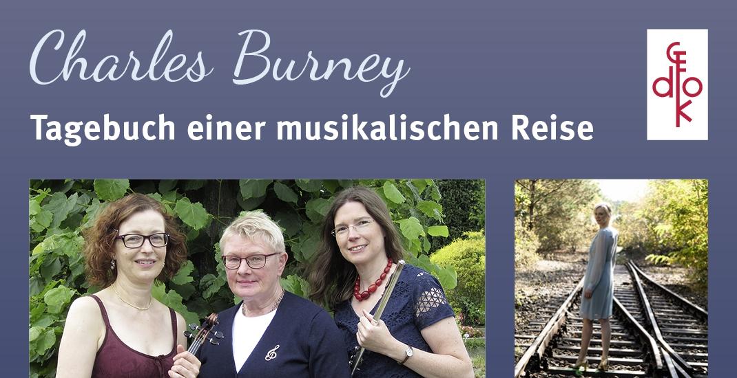 Charles Burney (1726 – 1814) Tagebuch einer musikalischen Reise