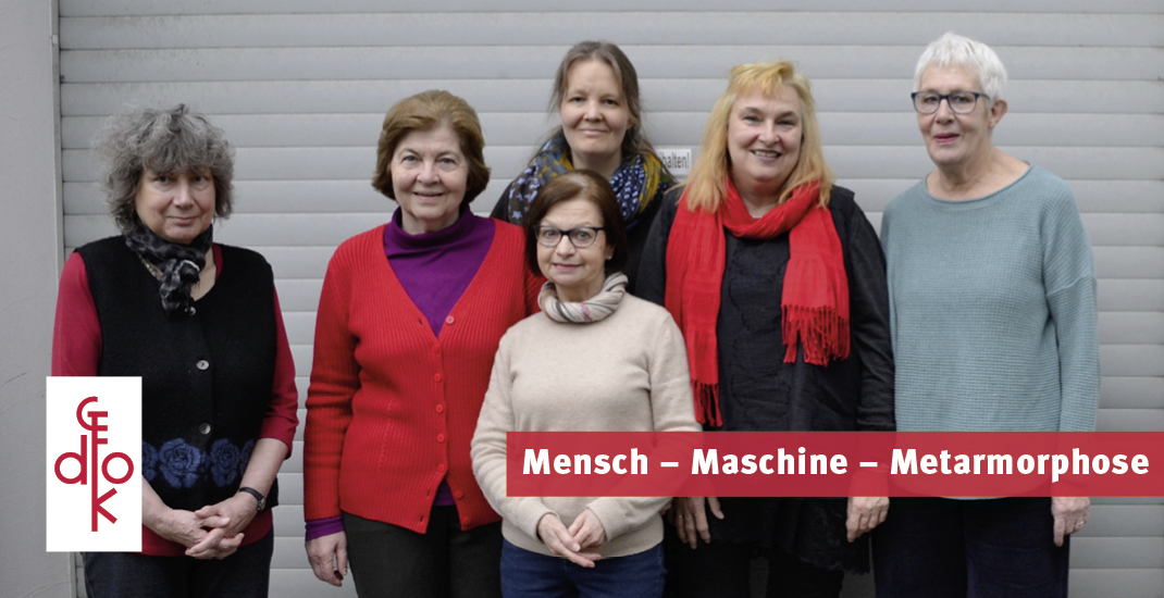 Mensch – Maschine – Metarmorphose